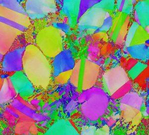 Mikroskopi, EBSD